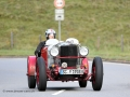 Alvis 12/70 Sports 1938, Jan Mutschler, Jochpass Memorial 2015