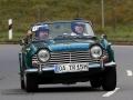 Triumph TR 4 A IRS 1963 Christian Eisenhut Jochpass Memorial 2015 Startnummer 131