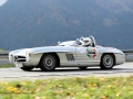 Mercedes-Benz 300 SLS 1957 Ulrich Clauss Jochpass Memorial 2015 Startnummer 135