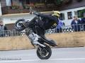 Dominik Csauth, Motorrad Stuntfahrer, Jochpass Memorial 2015