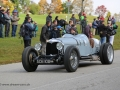 Riley LG 6 Two Seater 1934 Edy Schorno Jochpass Memorial 2015 Startnummer 77