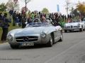Mercedes-Benz 300 SLS 1957, Ulrich Clauss, Jochpass Memorial 2015