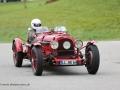 Aston Martin 2 Litre Speed Ulster 1937, Dr. Peter Sedlmeier, Jochpass Memorial 2015