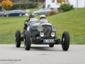 Alvis TA 14 Le Mans Special 1950, Andreas Leister, Jochpass Memorial Bad Hindelang 2015