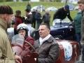 Team des Fiat 514 S 1929 im Ziel, Jochpass Memorial 2015