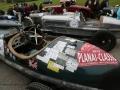 Bernhard Ehm hat mit seinem Lagonda Rapier von 1936 schon an vielen Rennen teilgenommen