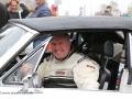 Peter Keller i Ford Mustang Cabriolet am Jochpass Memorial 2015