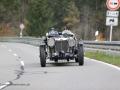 MG Magnette Supercharger 1936, Roland Wettstein, Jochpass Memorial 2015
