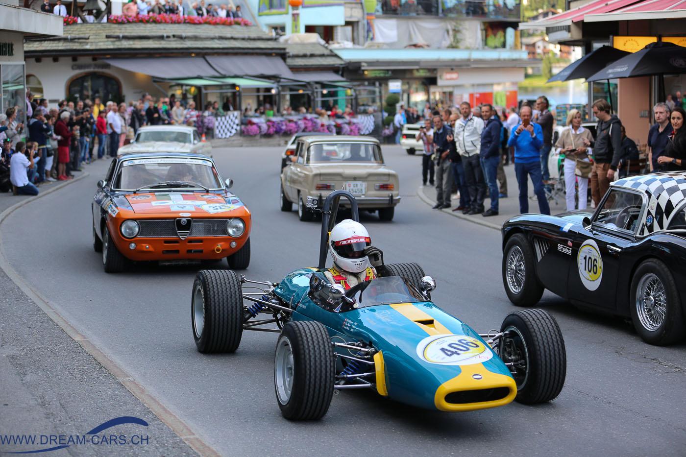 A Classic Car Event