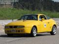 Lancia Hyena Zagato. Ein holländischer Händler liess bei Zagato 24 Fahrzeuge bauen, Basis ist der Integrale der 1. Serie.