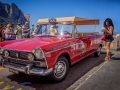 Fiat 1500 Taxi auf Capri