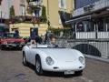 ACCA - Ascona Classic Car Award 2017. Gewinner des Publikumspreises, der Porsche 356 Zagato Sanction II von 1958