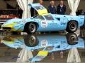 Lola T70 von Toni Seiler, hier im Fahrerlager an der Arosa ClassicCar 2017