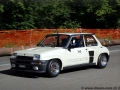 Renault 5 Turbo II. Am Lenkrad Luciano Pecoraro am GP Furttal 2015.