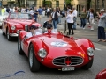 Mille Miglia 2017, 1. Tag mit Start in Brescia