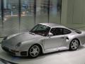 Porsche 959, Porsche Museum in Stuttgart-Zuffenhausen