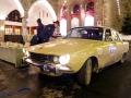 Rover P 2000 - Auto des Jahres 1964, hier vor dem Badrutt's Palace in St. Moritz am WinterRAID 2018