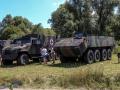 Panzer- und Armeefahrzeugtreffen Bürglen 2016