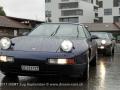 40 Jahre Porsche 928 am OSMT Zug, September 2017