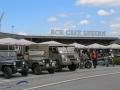 Militärfahrzeugtreffen im Ace Cafe Luzern, 05.08.2017