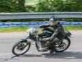 Bergprüfung Altbüron 2017 Startfeld Motorräder