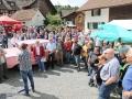 Oldtimertreffen bei der Garage zur Post in Boppelsen, 04.06.2017