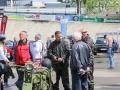 1. Dolder Classics auf der offenen Rennbahn in Zürich-Oerlikon