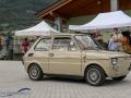 Fiat 500 Treffen, Chiuro, Italien, 24. September 2017