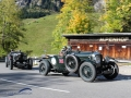 Bentley am 19. Int. Jochpass Memorial 2017