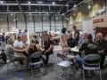 SWISS CLASSIC WORLD 2017, Besucher an unserem Stand. Herzlichen Dank