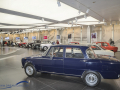 Museo Storico Alfa Romeo in Arese, Besuch vom 25.11.2018