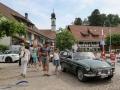 Oldtimertreffen bei der Garage zur Post in Boppelsen, 3. Juni 2018