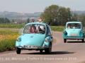 Micro-Car-Treffen 2018, Fahrt am Freitag mit Besuch der Oldie-Scheune