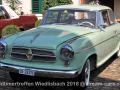 Oldtimertreffen Wiedlisbach 2018