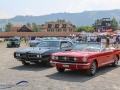 OSMT - Oldtimer Sunday Morning Treffen Zug, 5. August 2018