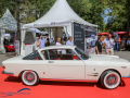 ZCCA - Zürich Classic Car Award, 22. August 2018
