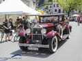 Heidiland Classic, Oldtimer Treffen Bad Ragaz, 23.06.2019