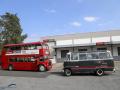 PS.SPEICHER Einbeck, Ausstellung, Bus- und LKW-Depot, 10.04.2019