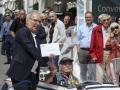 ZCCA, Zurich Classic Car Award auf dem Bürkliplatz in Zürich, 21. August 2019