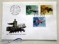 Dufaux, Rennwagen, Briefmarke, Ersttagsbrief