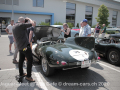 Jaguar-Meet Ace Cafe Luzern