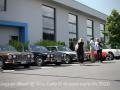 Jaguar-Meet Ace Cafe Luzern