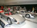 Porsche Museum, Besuch im Juli 2009