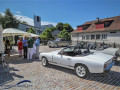 Präsentation der Umfrage 'Veteranenfahrzeuge in der Schweiz, durchgeführt von der SHVF. 1. Juli 2020 in der Auberge Passepartout in Zeihen