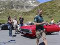 Lenzerheide Motor Classics, Ausfahrt vom 12. Juni 2021 über den Albula- und Julierpass