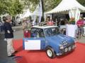 ZCCA, Zurich Classic Car Award, Bürkliplatz Zürich, 18. August 2021