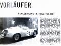 Porsche RS 60 Le Mans, 1960
