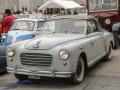 Fiat 1400 Spyder Rondine MOnviso 1952, an der Auto e Moto d'Epoca Padua 2019