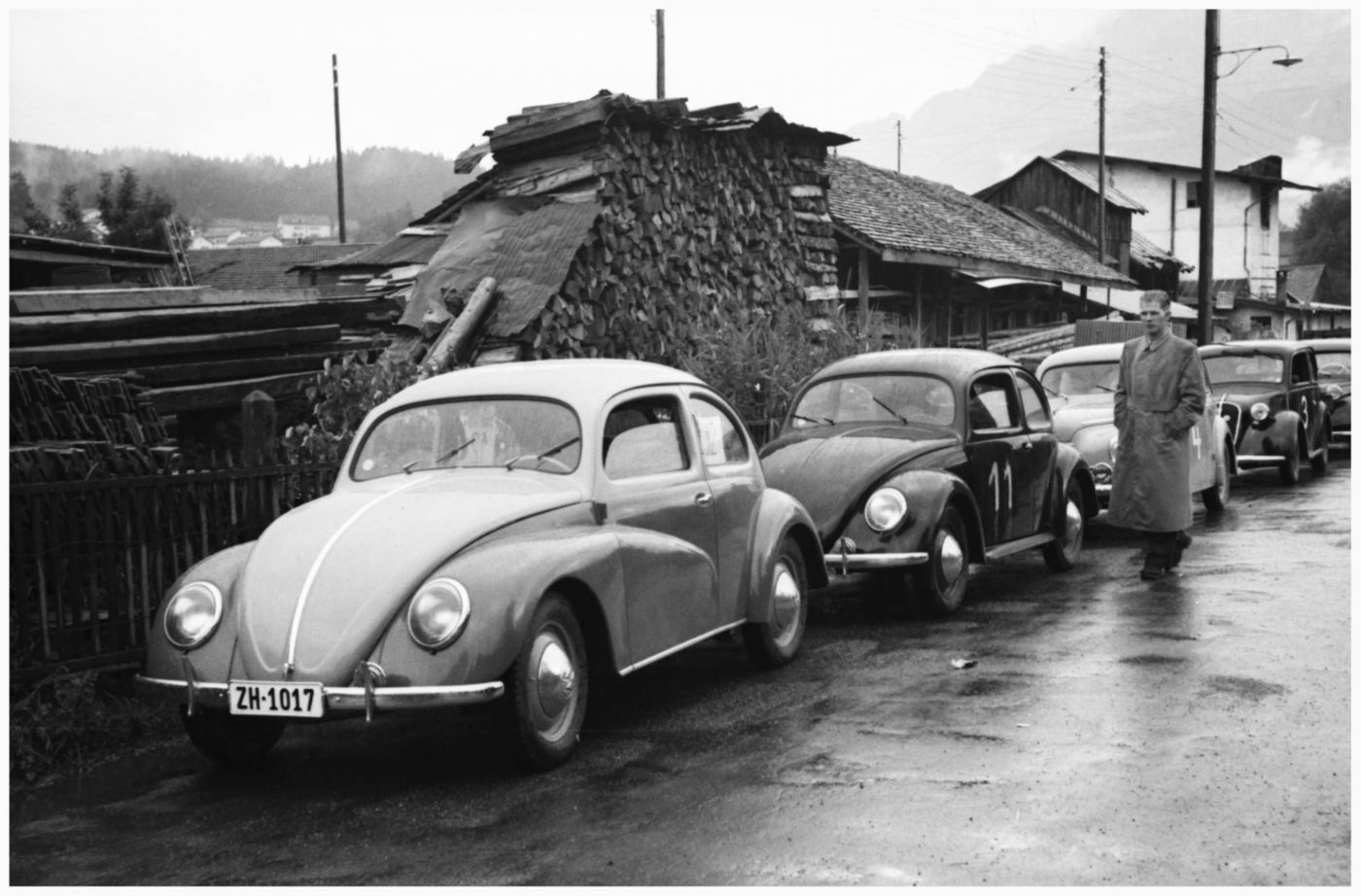 VW Käfer in Sonderausführung