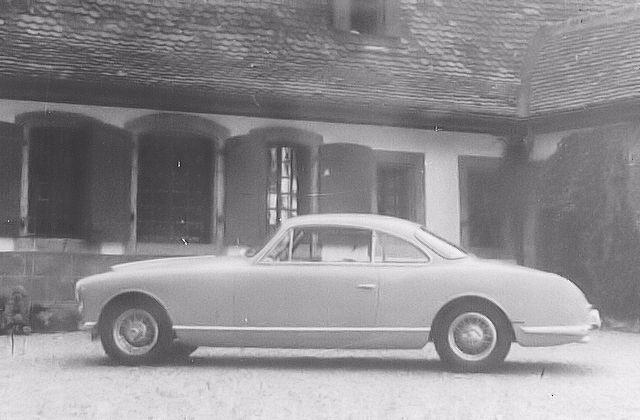 1955 Studebaker Ghia Aigle